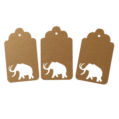 Woolly Mammoth Tags