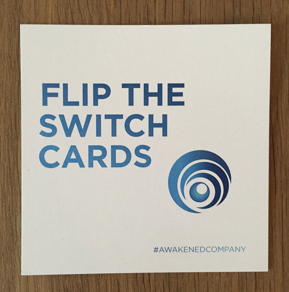 Flip the Switch Card Deck