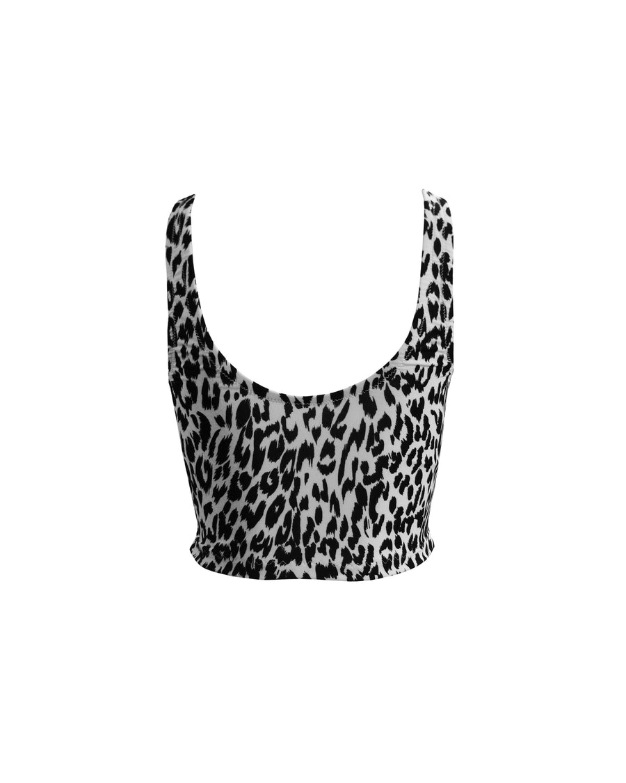Nick crop - leopard