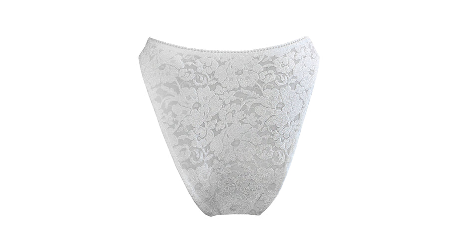 Robbi high cut brief - lace