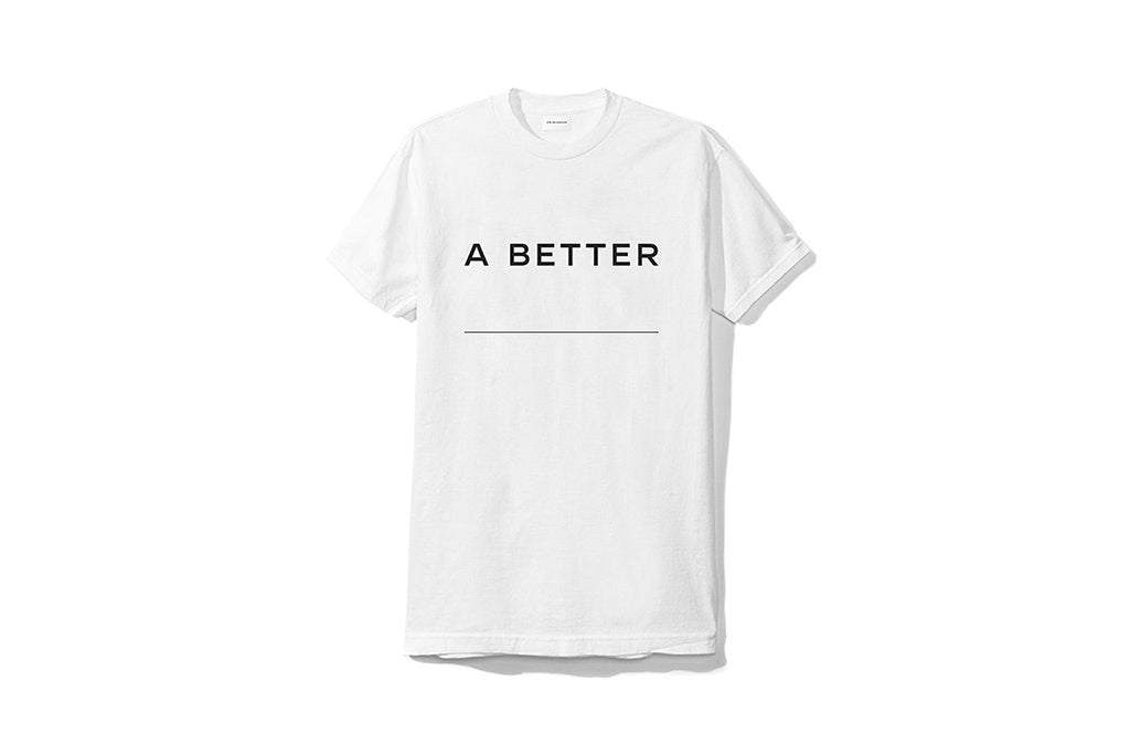 A Better Shirt in Men's Shirt in White