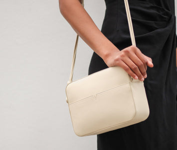 The Zipper Crossbody