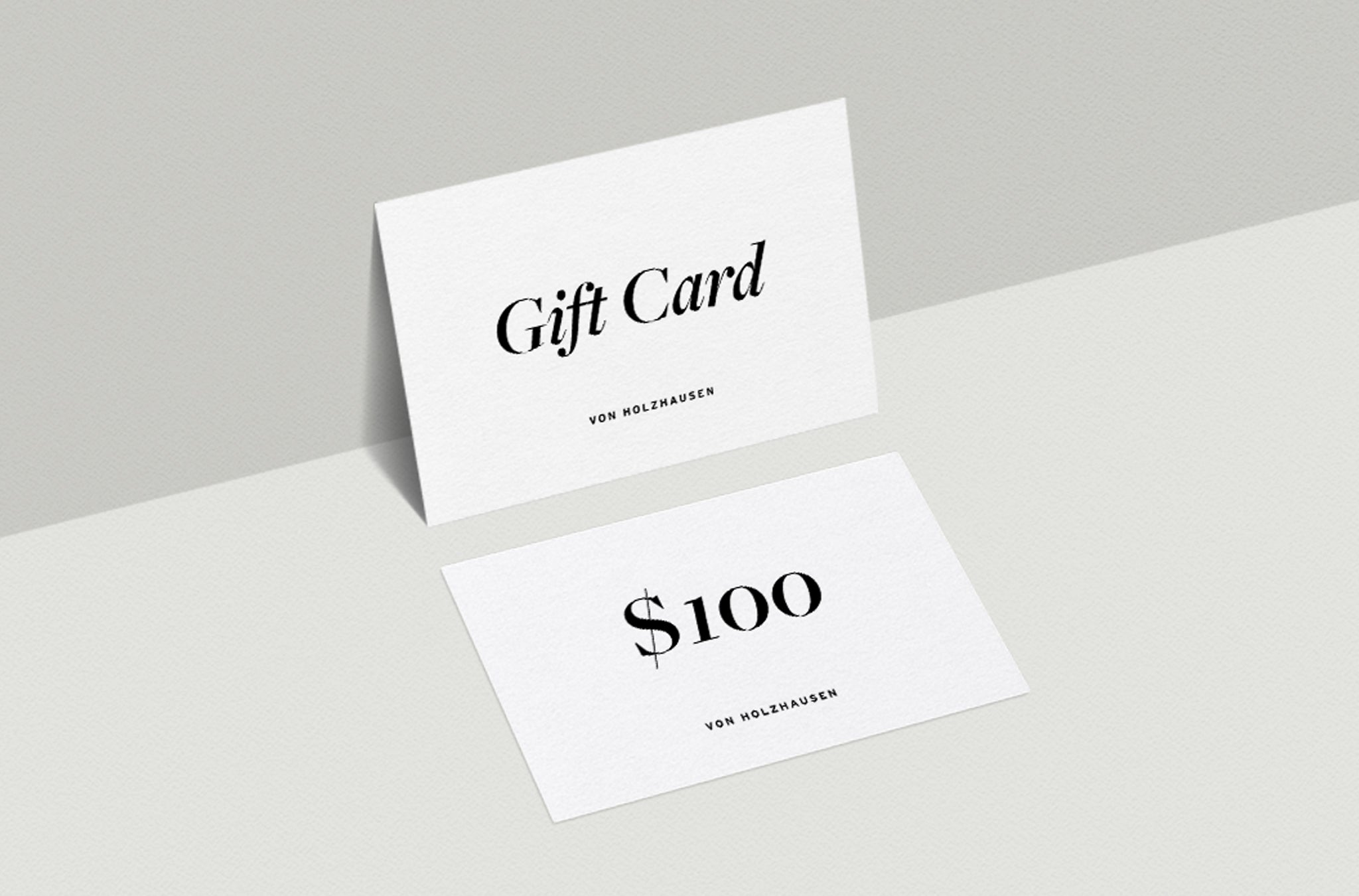 The Gift Card in Virtual Gift Card