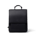 The Mini Backpack in Technik-Leather in Black