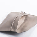 The Pouch in Technik-Leather in Stone