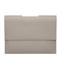The iPad Portfolio 12.9-inch in Technik-Leather in Stone