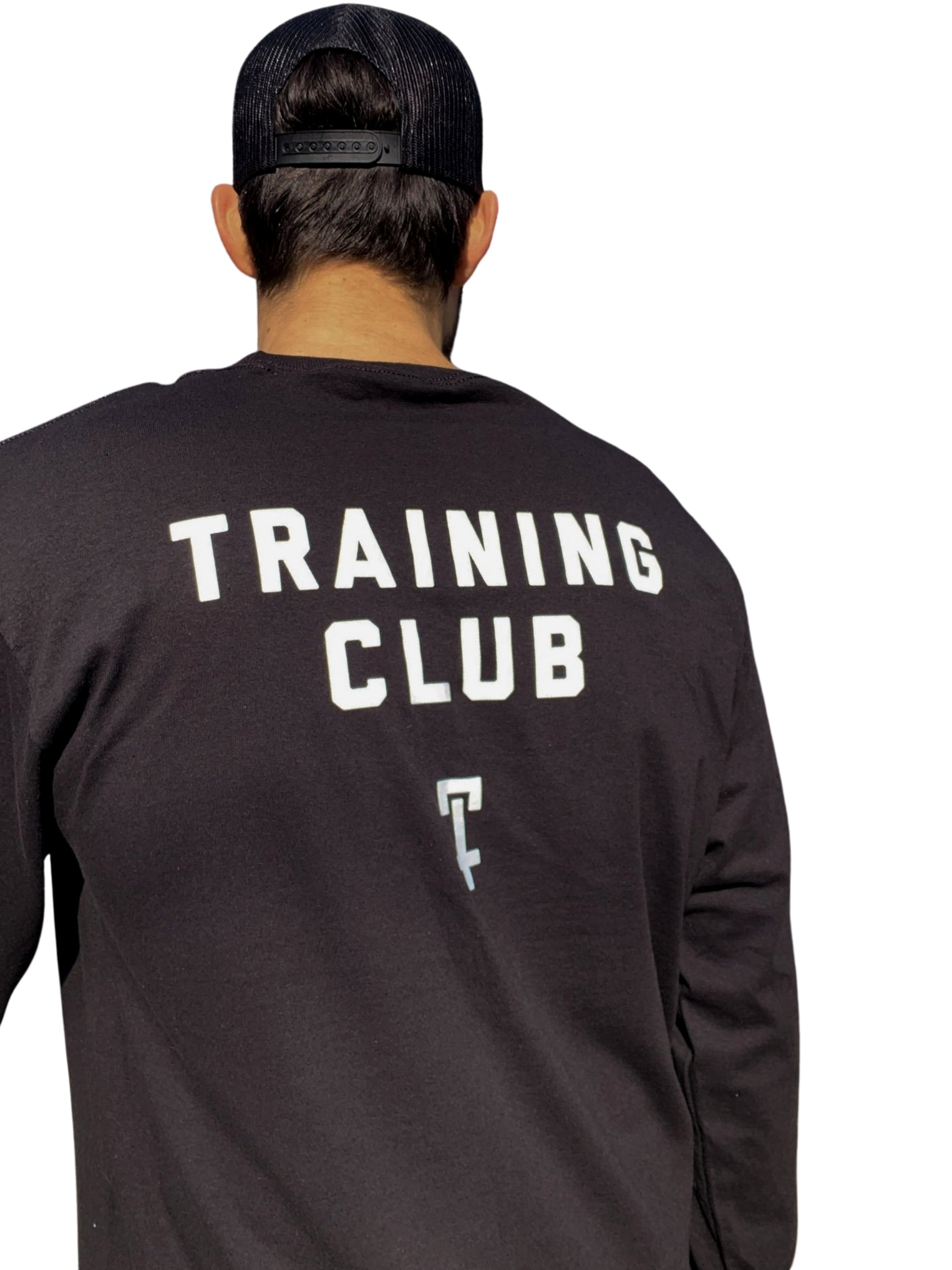 LONG SLEEVE T - TRAINING CLUB