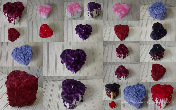 Heart Shaped Collection