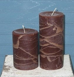 Brown Sugar and Fig Deco Pillars