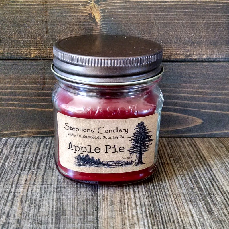 Apple Pie Mason Jar Candle™