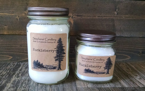 Huckleberry Mason Jar Candle™