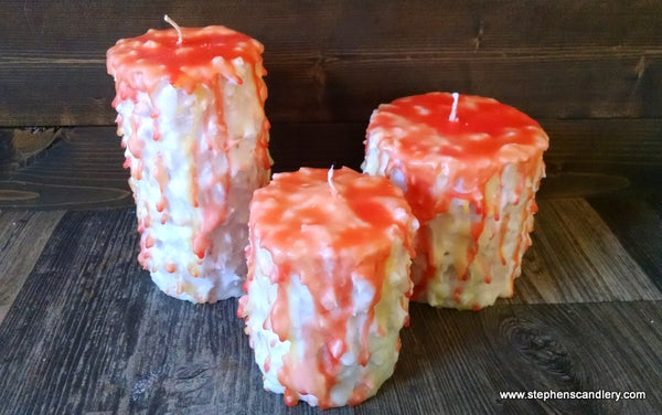 Tropical Escape Hand Caked Candle™
