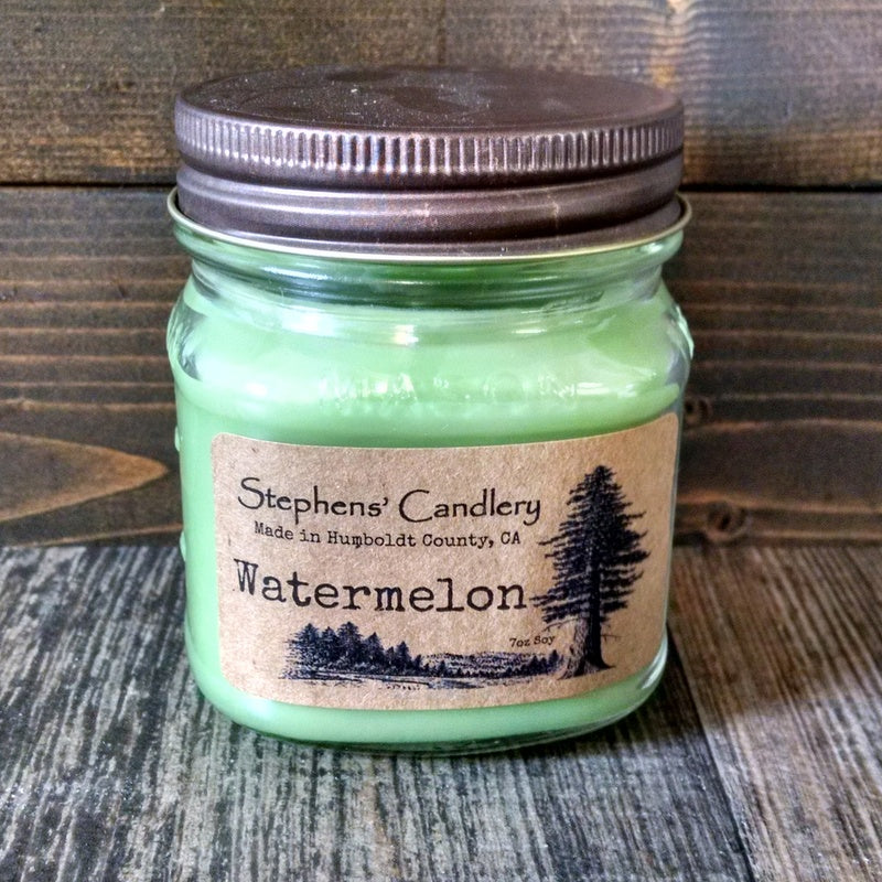 Watermelon Mason Jar Candle™