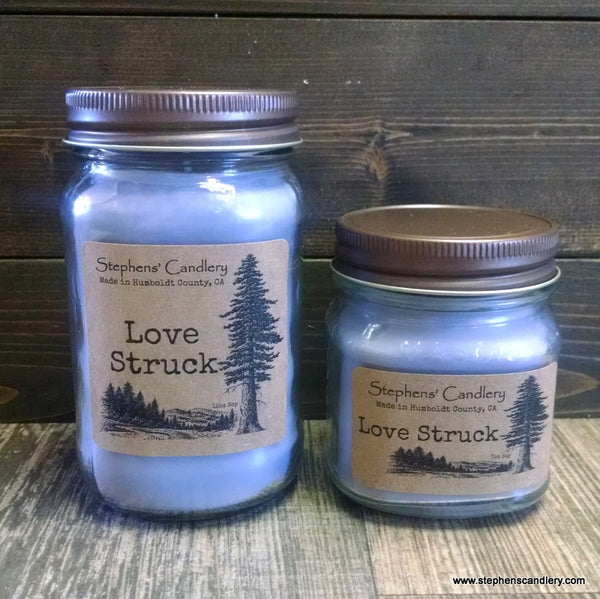 Love Struck Mason Jar Candle™