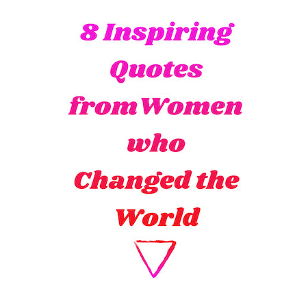 Most inspirational quotes women world summit