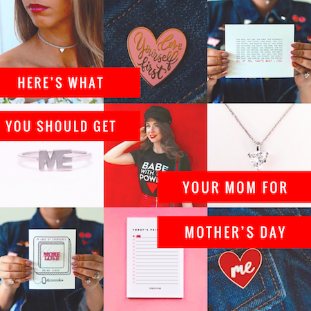Take This Quiz to Figure Out What You Should Actually Get Your Mom for Mother's Day