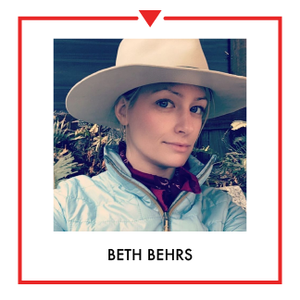 Article on Beth Behrs