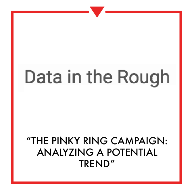 Data in the Rough
