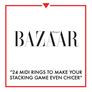Article on Harpers Bazaar