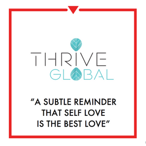 Article on Thrive Global