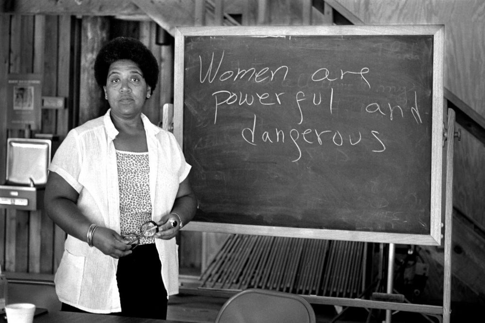 Audre Lorde Erotic As Power