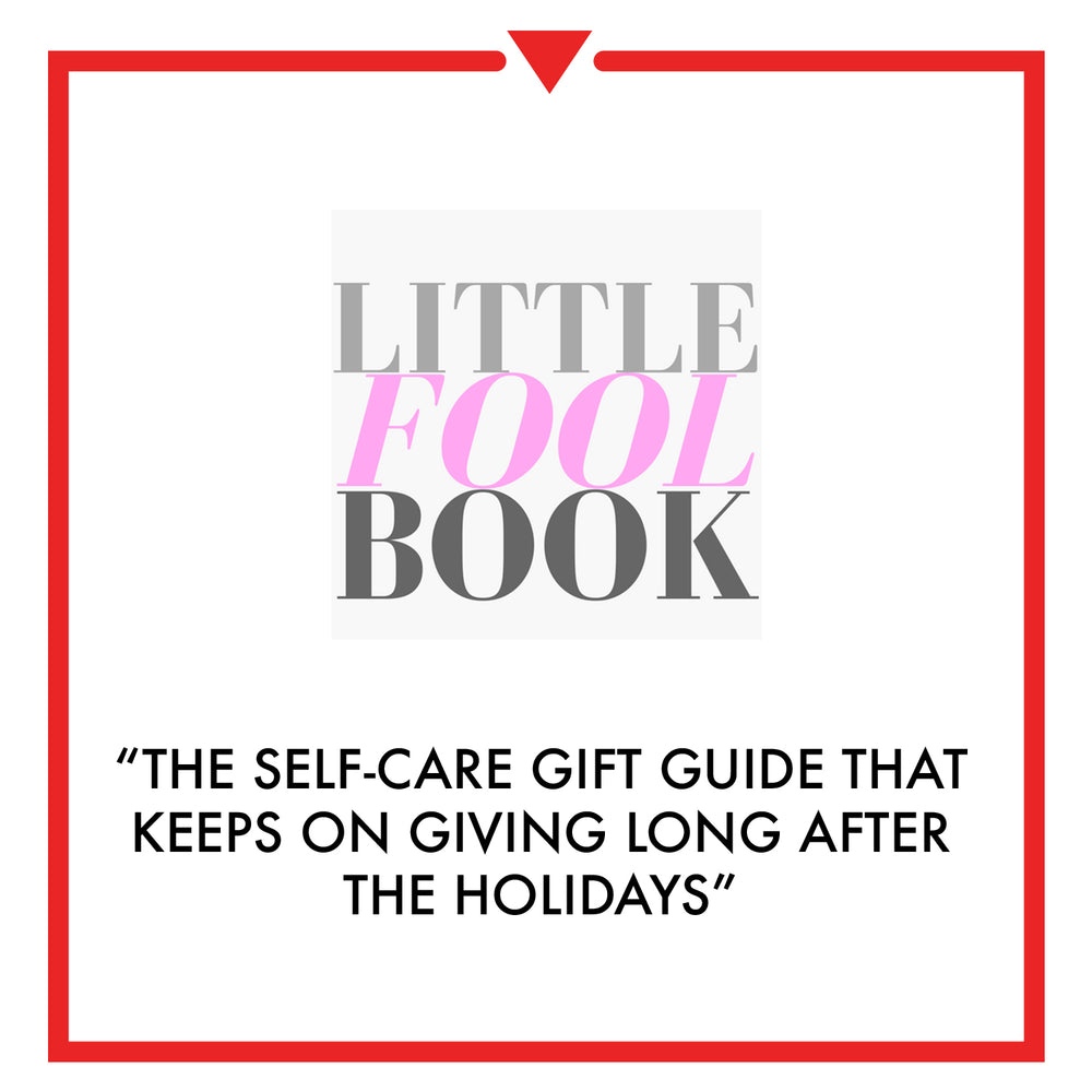 Little Fool Book - The Self-Care Gift Guide That Keeps On Giving Long After The Holidays