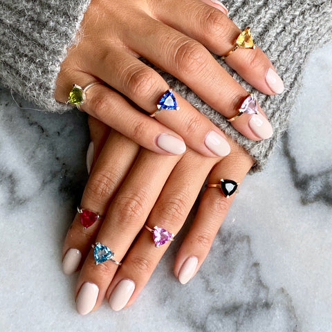 birthstone rings to buy yourself