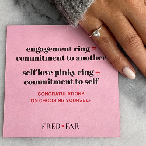 Rings to buy yourself