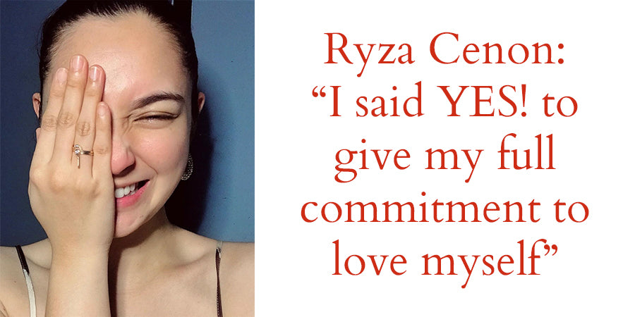 Ryza-Cenon-commitment-self-partnered-self-love-movement-pinky-ring