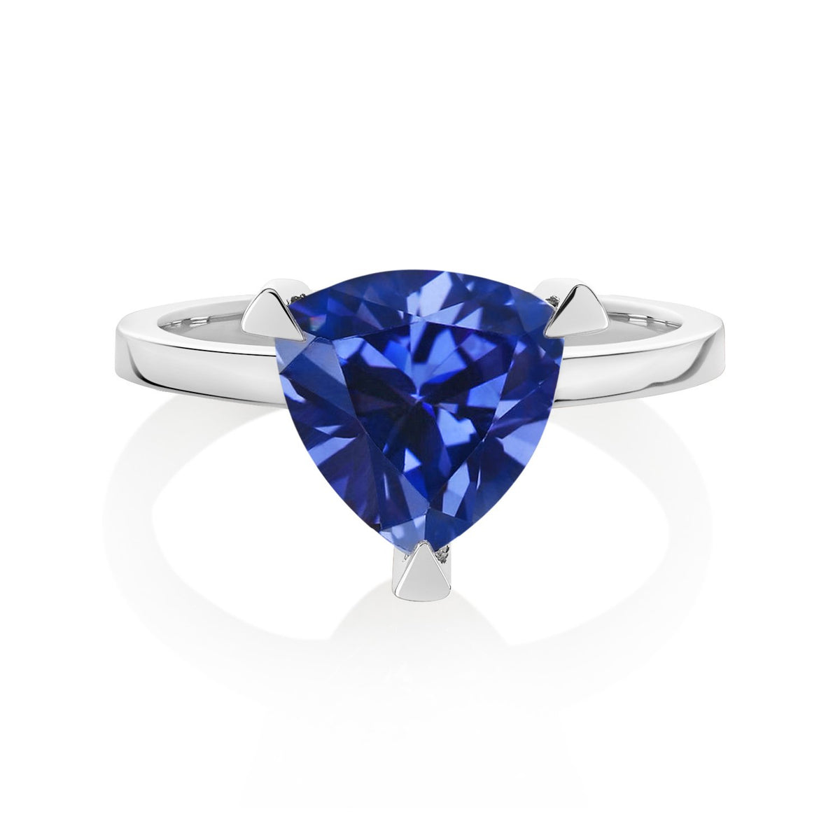 Limited Edition Blue Sapphire Self Love Pinky Ring