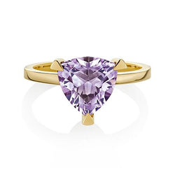 Limited Edition Amethyst Self Love Pinky Ring