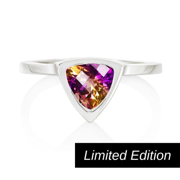 Limited Edition Ametrine Mini Self Love Pinky Ring