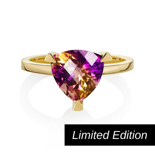 Limited Edition Ametrine Self Love Pinky Ring