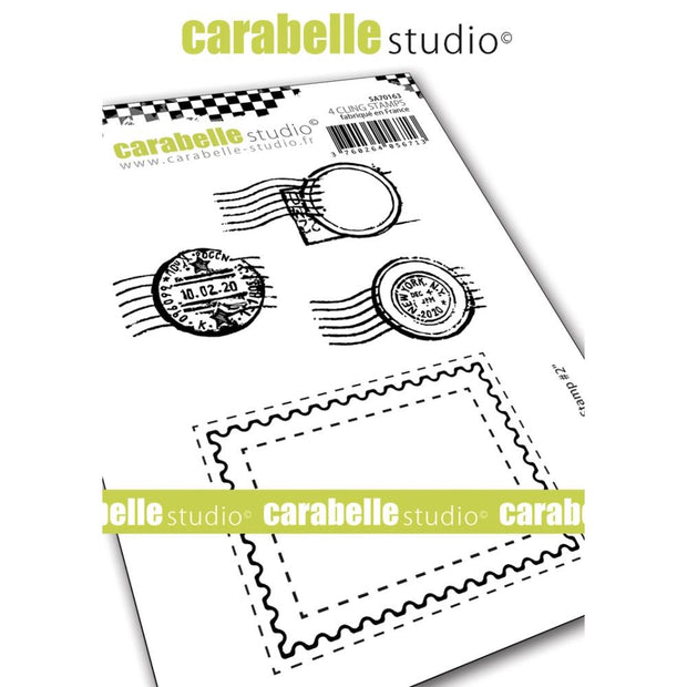 Carabelle Studio Cling Stamp A7 - My Stamp #2 - NEW - PRE-ORDER
