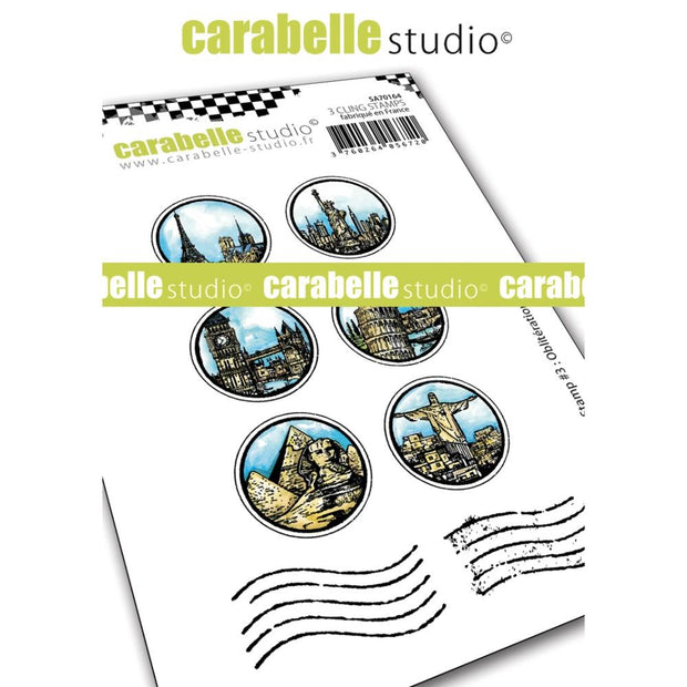 Carabelle Studio Cling Stamp A7 - My Stamp #3