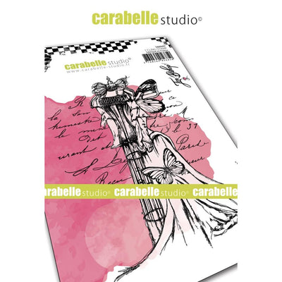 "Carabelle Studio - ""Cling Stamp A6 : ""Dressform"" by Jen Bishop - NEW!"