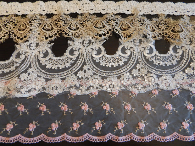 Deluxe Lace Kit w/goodie bag - DISCOUNTED SHIPPING!