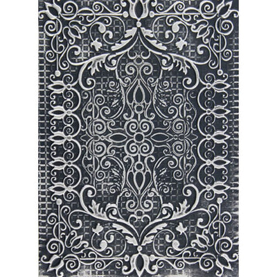Spellbinders E3D-008 3D M-Bossabilities 'EUROPEAN TAPESTRY' Embossing Folder
