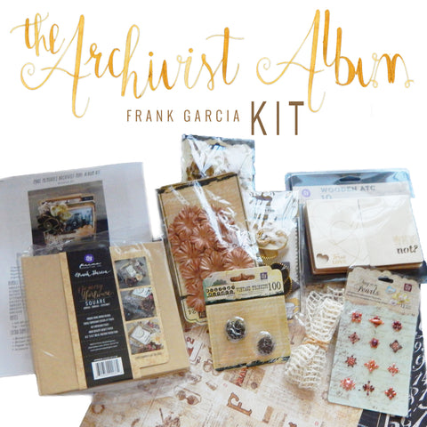 Prima Archivist Kit - HOT BUY