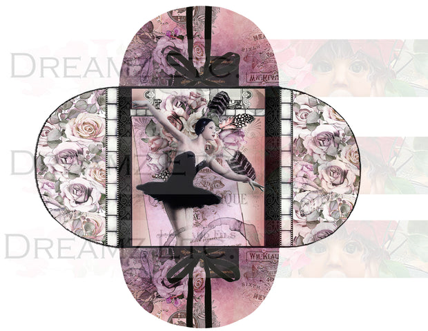 Black Swan - Digital Journal Kit - Bundle Pack
