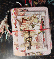 Traveler's Journal - Vintage Christmas Charm