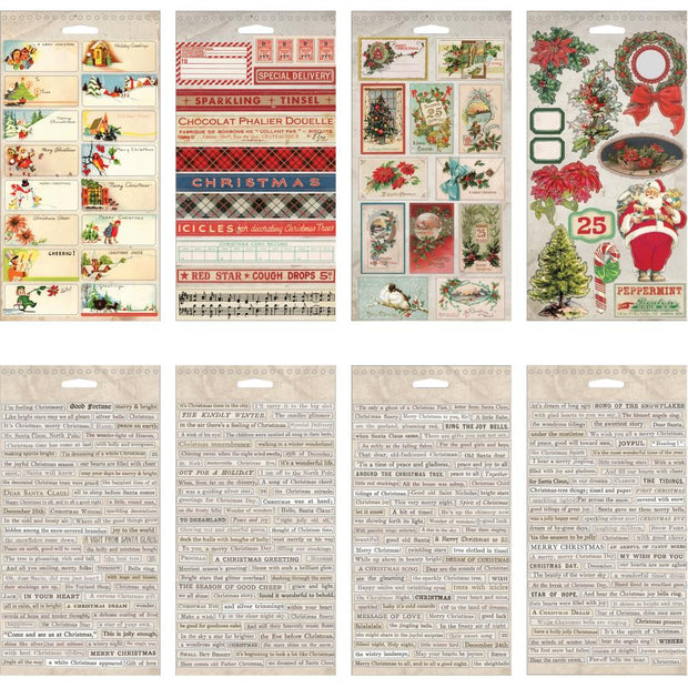 Idea-Ology Christmas Sticker Book - NEW!