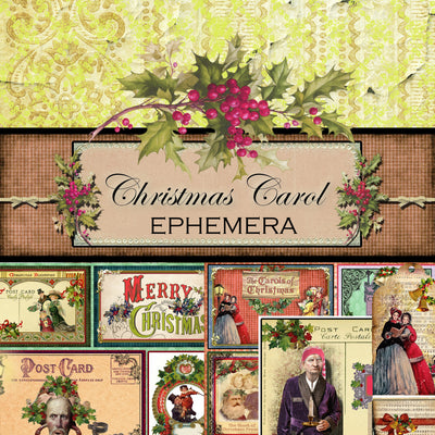 Christmas Carol Digital Collection - Ephemera
