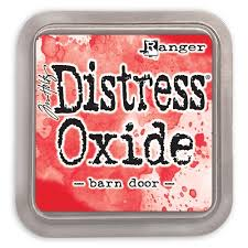 NEW! Distress Oxide - Barn Door - Tim Holtz/Ranger