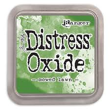 NEW! Distress Oxide - Mowed Lawn - Tim Holtz/Ranger
