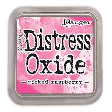 Distress Oxide - Picked Raspberry - Tim Holtz/Ranger