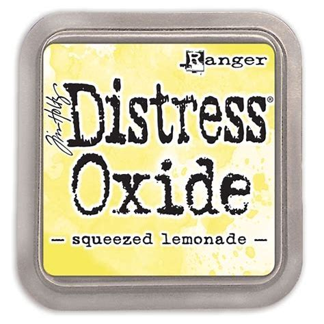 Distress Oxide - Squeezed Lemonade - Tim Holtz/Ranger