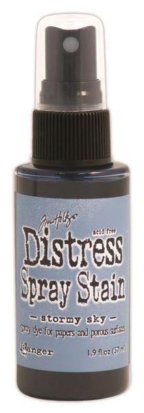 Distress Ink Spray - Stormy Sky