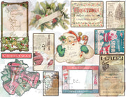 Eclectic Christmas - Digital Journal Kit - EZ CUTZ - MAIN