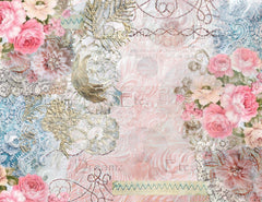 Embroidered Lace - Digital Journal Kit - Bundle Pack